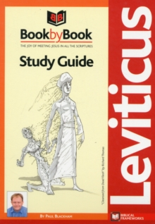 Book by Book : Leviticus Study Guide, Paperback Book