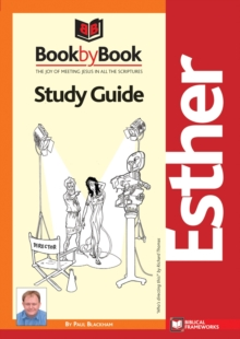 BOOK BY BOOK ESTHER STUDY GUIDE, Paperback Book