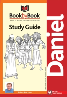 BOOK BY BOOK DANIEL STUDY GUIDE, Paperback Book