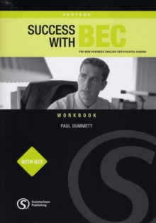 Success with Bec Vantage Workbook with key, Paperback Book