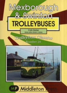 Mexborough and Swinton Trolleybuses, Paperback Book