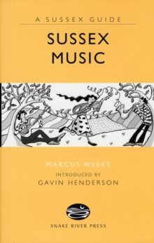 Sussex Music, Hardback Book