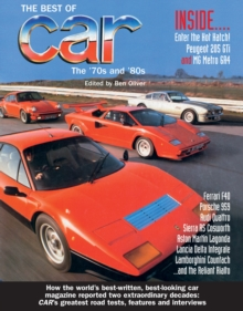 The Best of Car Magazine: The 70s & 80s, Hardback Book