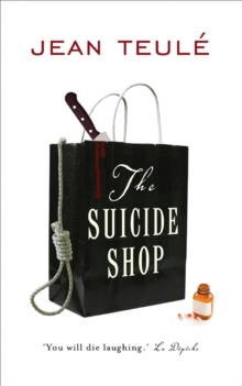 The Suicide Shop, Paperback Book