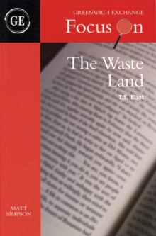 The Waste Land by T.S. Eliot, Paperback / softback Book