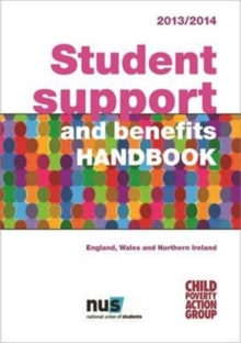 Student Support and Benefits Handbook : England, Wales and  Northern Ireland 2014/15, Paperback Book