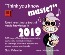 Think You Know Music B 2019, Paperback Book