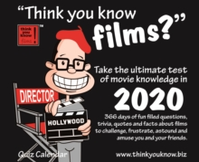 THINK YOU KNOW FILMS B 2020,  Book