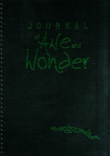 Journal of Awe and Wonder, Spiral bound Book