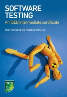Software Testing : An ISEB Intermediate Certificate, Paperback / softback Book
