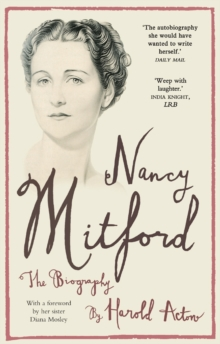 Nancy Mitford, Paperback / softback Book