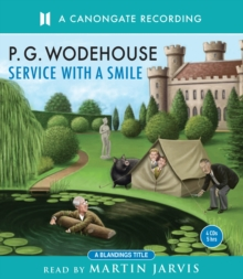 Service With A Smile, CD-Audio Book