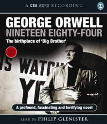 Nineteen Eighty-Four : (1984), CD-Audio Book