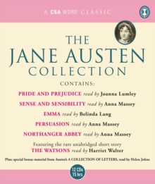 The Jane Austen Collection, CD-Audio Book