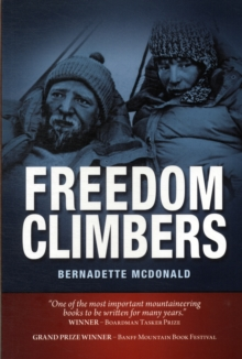 Freedom Climbers, Paperback Book