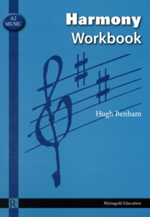 A2 Music Harmony Workbook, Paperback Book