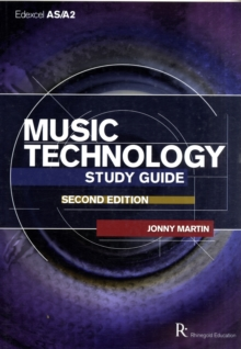 Edexcel AS/A2 Music Technology Study Guide, Paperback Book