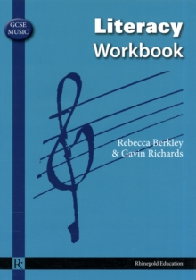 GCSE Music Literacy Workbook, Paperback / softback Book