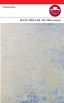 The Observances, Paperback Book