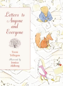 Letters to Anyone and Everyone, Hardback Book