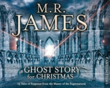 M.R. James - A Ghost Story for Christmas, CD-Audio Book