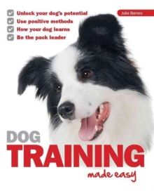 Dog Training Made Easy, Paperback Book