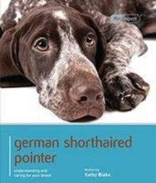 German Shorthaired Pointer - Dog Expert, Paperback Book