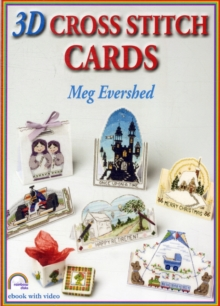 3D Cross Stitch Cards, Digital Book