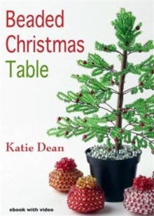 Beaded Christmas Table, Digital Book