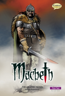 Macbeth the Graphic Novel : Plain Text, Paperback Book