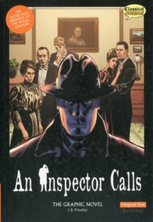An Inspector Calls the Graphic Novel : Original Text, Paperback Book