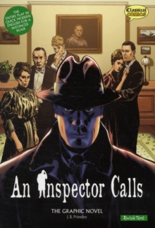 An Inspector Calls the Graphic Novel : Quick Text, Paperback Book