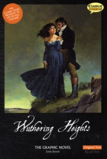 Wuthering Heights the Graphic Novel Original Text, Paperback / softback Book