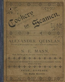 Cookery for Seamen, Hardback Book