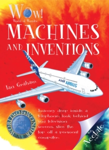 Machines and Inventions, Paperback Book