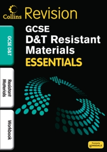 Resistant Materials : Revision Workbook, Paperback Book