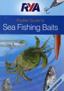 RYA Pocket Guide to Sea Fishing Baits, Spiral bound Book
