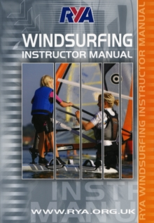 RYA Windsurfing Instructor Manual, Paperback Book