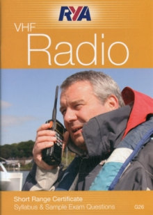 RYA VHF Radio Short Range Syllabus, Paperback Book