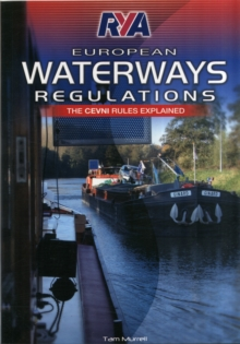 RYA European Waterways Regulations, Paperback Book
