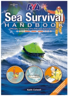 RYA Sea Survival Handbook, Paperback Book
