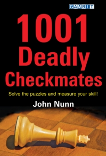1001 Deadly Checkmates, Paperback Book