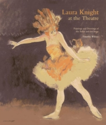 Laura Knight at the Theatre, Paperback Book