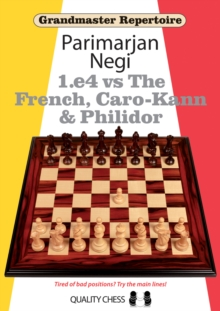 1.e4 vs The French, Caro-Kann and Philidor, Paperback / softback Book