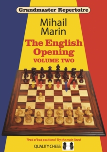 Grandmaster Repertoire: English Opening : Volume 2, Paperback Book