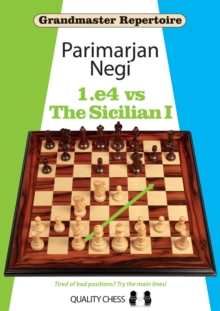 1.e4 vs The Sicilian I, Paperback / softback Book