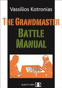 The Grandmaster Battle Manual, Paperback Book