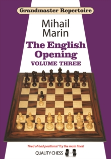 Grandmaster Repertoire: The English Opening : Volume 3, Paperback Book