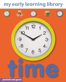 Time (My Early Learning Library), Hardback Book