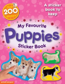Favourite Puppies, Paperback Book